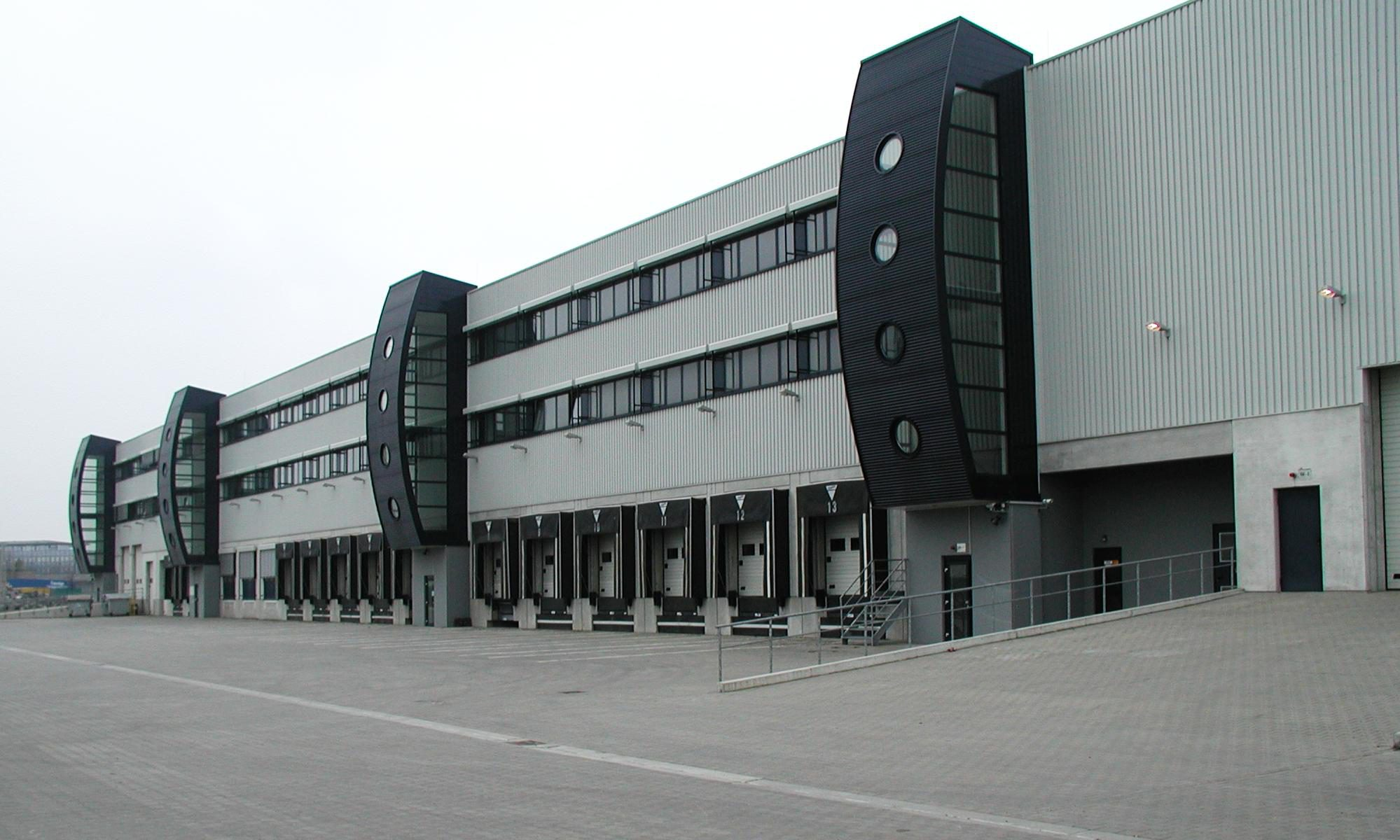 Logport Duisburg