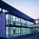 Verwaltungsgebäude Dr. Dahlem