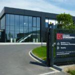 Kronenberg Firmenzentrale mit Produktion
