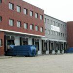 Logistikcenter Freihafen Duisburg