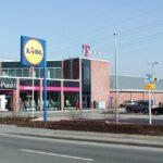 T-Business Center/ Lidl Markt Mülheim